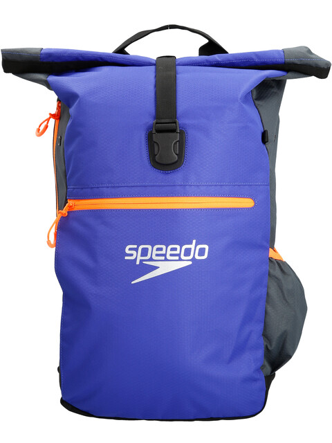 speedo Team III Backpack 30l, oxid grey/ultramarine